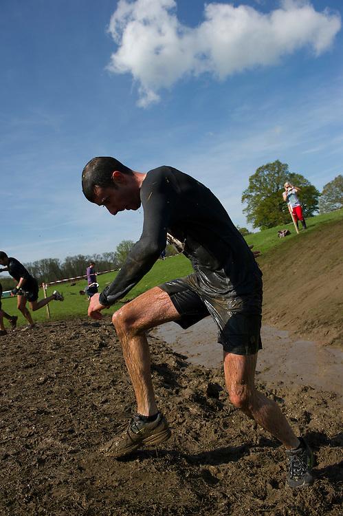 Tough Mudder - May 2012 - Northamptonshire