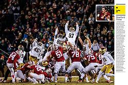 Stanford kicker Conrad Ukropina beats Notre Dame, Sports Illustrated, 2015