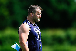 Conor McPhillips looks on during week 1 of Bristol Bears pre-season training ahead of the 19/20 Gallagher Premiership season - Rogan/JMP - 03/07/2019 - RUGBY UNION - Clifton Rugby Club - Bristol, England.