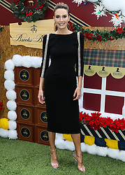 BEVERLY HILLS, LOS ANGELES, CA, USA - DECEMBER 09: Actress Ashley Greene arrives at the Brooks Brothers Annual Holiday Celebration In Los Angeles To Benefit St. Jude 2018 held at the Beverly Wilshire Four Seasons Hotel on December 9, 2018 in Beverly Hills, Los Angeles, California, United States. 09 Dec 2018 Pictured: Elizabeth Chambers. Photo credit: Xavier Collin/Image Press Agency/MEGA TheMegaAgency.com +1 888 505 6342
