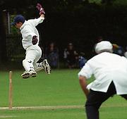 Cricket U15 Birmingham, Horsham and Basingstoke,  GREAT BRITAIN.Photo  Peter Spurrier/Intersport Images...