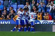 Reading v Millwall 201018