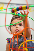 Infant Learning Lab at Weisman Center. (Photo © Andy Manis)