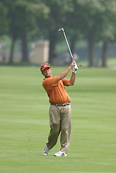 28 June 2005<br /> <br /> Kevin PomArleau<br /> <br /> Tuesday practice session at the 2005 Cialis Western Open. Dubsdread, Cog Hill Golf Course, Lemont, IL