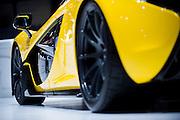 Geneva Motorshow 2013 - Mclaren P1 detail , MP4-28