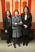 SHOT 12/4/19 11:23:36 AM - McGuane & Hogan, P.C., a Colorado family law firm located in Denver, Co. Includes attorneys Kathleen Ann Hogan, Halleh T. Omidi and Katie P. Ahles. (Photo by Marc Piscotty / © 2019)