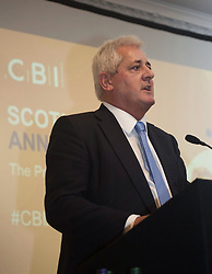 Paul Drechsler, CBI president speaking at CBI Scotland annual lunch, Principal Hotel, Edinburgh pic copyright Terry Murden @edinburghelitemedia