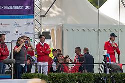 Guerdat Steve, SUI, Albfuehren's Maddox<br /> European Championship Riesenbeck 2021<br /> © Hippo Foto - Dirk Caremans<br />  02/09/2021