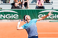 Sergiy Stakhovsky (ukr) during the Roland Garros French Tennis Open 2018, Preview, on May 21 to 26, 2018, at the Roland Garros Stadium in Paris, France - Photo Pierre Charlier / ProSportsImages / DPPI