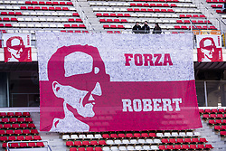 February 18, 2019 - Barcelona, Barcelona, Spain - Fans supporting Robert Kubica from Poland with 88 Williams Racing  during the Formula 1 2019 Pre-Season Tests at Circuit de Barcelona - Catalunya in Montmelo, Spain on February 18, 2019. (Credit Image: © Xavier Bonilla/NurPhoto via ZUMA Press)