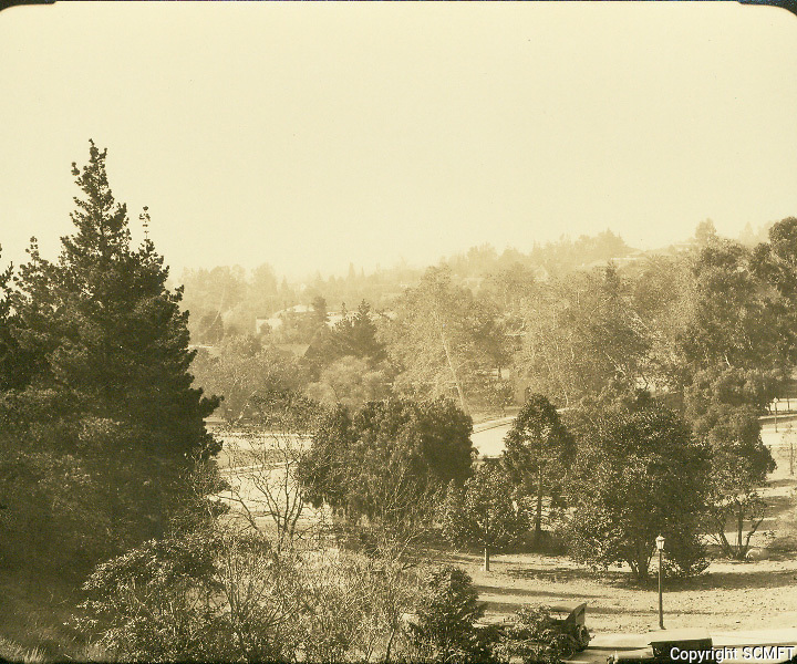 1925 Looking SW at Outpost Circle in Outpost Estates