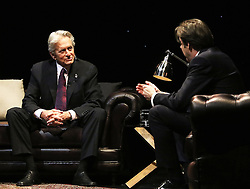 An Evening with Michael Douglas at the Theatre Royal Drury Lane