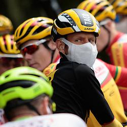 23-08-2020: Wielrennen: NK elite: Drijber<br /> Taco Van Der Hoorn (Netherlands / Team Jumbo - Visma)23-08-2020: Wielrennen: NK elite: Drijber