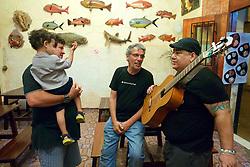 Raymond Rassi, Antonio Machado and Patron