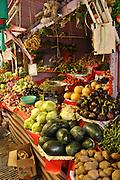 India, Jammu and Kashmir, Ladakh, Leh vegetable market
