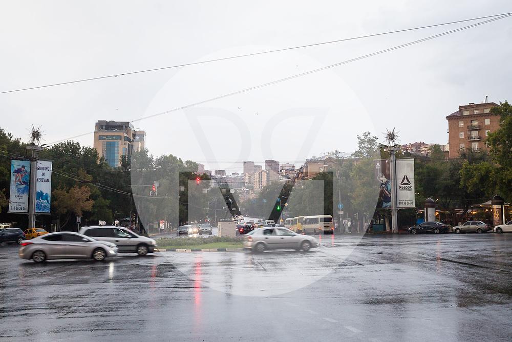 ARMENIEN - JEREWAN - Stadtansicht - 08. September 2019 © Raphael Hünerfauth - http://huenerfauth.ch