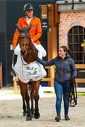 Dubbeldam Jeroen, NED, SFN Zenith NOP<br /> Thank you Zenith SFN - The Dutch Masters<br /> © Hippo Foto - Sharon Vandeput<br /> 17/03/19