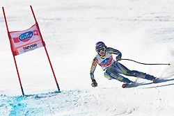 05.03.2011, Pista di Prampero, Tarvis, ITA, FIS Weltcup Ski Alpin, Abfahrt der Damen, im Bild Tina Maze (SLO) // Tina Maze (SLO) during Ladie's Downhill FIS World Cup Alpin Ski in Tarvisio Italy on 5/3/2011. EXPA Pictures © 2011, PhotoCredit: EXPA/ J. Groder