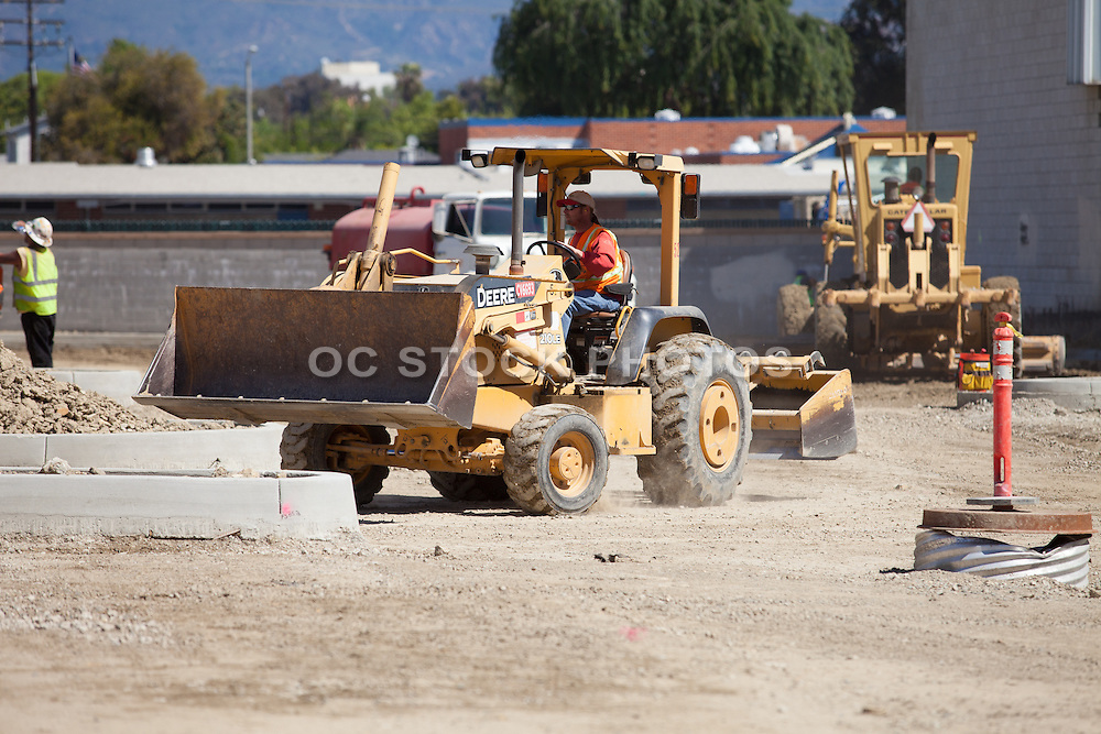 Construction Worker on the Job Site