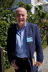 © licensed to London News Pictures. LONDON, UK  23/05/2011. Chelsea Flower Show, Press Day. Celebrity Chef Rick Stein. Please see special instructions for usage rates. Photo credit should read Bettina Strenske/LNP