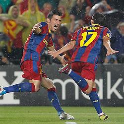 20110503: ESP, UEFA Champions League, Semifinals, Barcelona vs Real Madrid