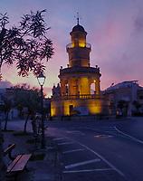 Lija Belvedere Tower, in Lija, Malta. photo by James Jordan