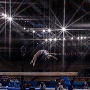 TOKYO, JAPAN - JULY 30:   during the fencing  epee team event for men at the Makuhari Messe at the Tokyo 2020 Summer Olympic Games on July 30, 2021 in Tokyo, Japan. (Photo by Tim Clayton/Corbis via Getty Images)