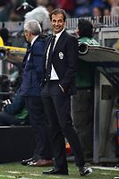 Massimiliano Allegri Juventus <br /> Genova 02-05-2015 Stadio Ferraris, Football Calcio Serie A 2014/2015 Sampdoria - Juventus Foto Andrea Staccioli / Insidefoto