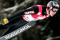 ◊Copyright:<br />GEPA pictures<br />◊Photographer:<br />Norbert Juvan<br />◊Name:<br />Ingebrigtsen<br />◊Rubric:<br />Sport<br />◊Type:<br />Ski nordisch, Skispringen<br />◊Event:<br />FIS Skiflug-Weltcup, Skifliegen am Kulm, Qualifikation<br />◊Site:<br />Bad Mitterndorf, Austria<br />◊Date:<br />14/01/05<br />◊Description:<br />Tommy Ingebrigtsen (NOR)<br />◊Archive:<br />DCSNJ-1401051312<br />◊RegDate:<br />14.01.2005<br />◊Note:<br />8 MB - SU/MP - Nutzungshinweis: Es gelten unsere Allgemeinen Geschaeftsbedingungen (AGB) bzw. Sondervereinbarungen in schriftlicher Form. Die AGB finden Sie auf www.GEPA-pictures.com.<br />Use of picture only according to written agreements or to our business terms as shown on our website www.GEPA-pictures.com.