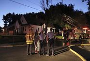 2007 - Fire on John Glenn Rd