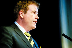 General Election 2017 Dumfries Count ::Richard Arkless - SNP candidate at the count<br /> <br /> (c) Andrew Wilson | Edinburgh Elite media