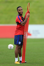 England Training - 29 Aug 2017