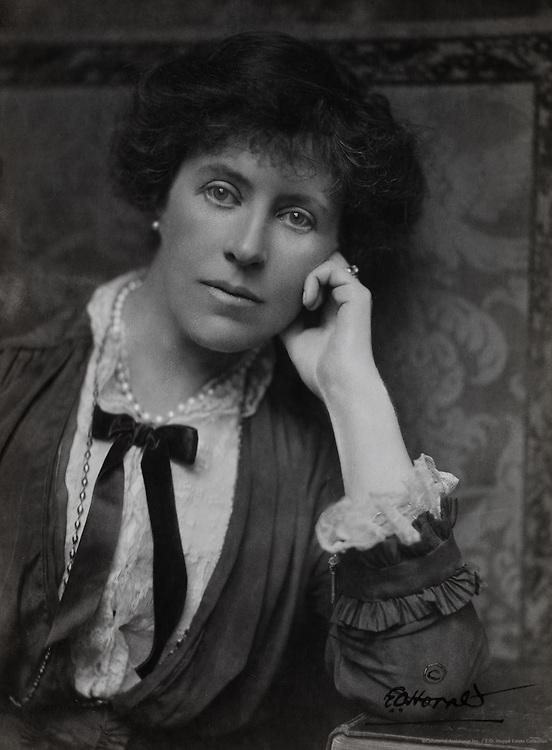 Lilias Margaret Frances, Countess Bathurst, England, UK, 1917