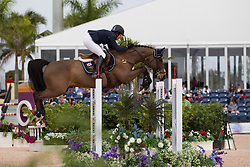 Kraut Laura (USA) - Woodstock O<br /> Horseware GP CSI 2*<br /> Wellington 2012<br /> © Hippo Foto - Cealy Tetly