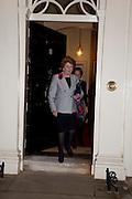 LADY ELIZABETH ANSON;, Streetsmart Reception at 11 Downing St. London. 1 November 2011. <br /> <br />  , -DO NOT ARCHIVE-© Copyright Photograph by Dafydd Jones. 248 Clapham Rd. London SW9 0PZ. Tel 0207 820 0771. www.dafjones.com.
