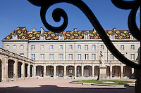 France, Saône-et-Loire(71), Autun, lycée militaire//France, Saône-et-Loire, Autun, military school