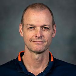 21-05-2019 NED: Team shoot Dutch volleyball team men, Arnhem<br /> Arts Rob Vesters of Netherlands