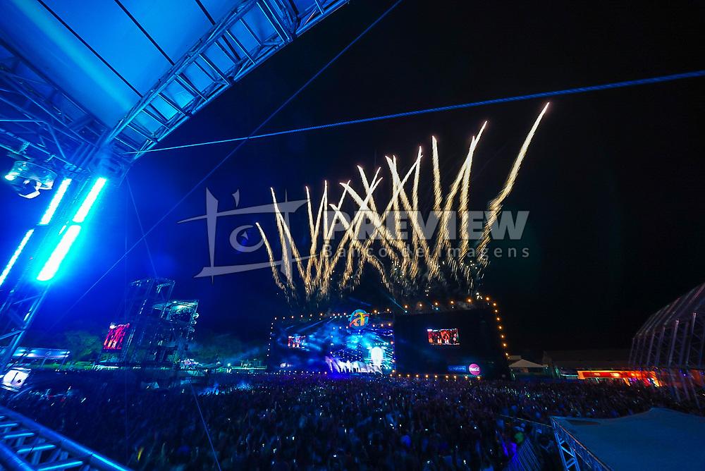 Encerramento da 24ª edição do Planeta Atlântida. O maior festival de música do Sul do Brasil ocorre nos dias 01 e 02 de fevereiro, na SABA, na praia de Atlântida, no Litoral Norte gaúcho. Foto: Joel Vargas / Agência Preview