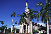 Central Union Church, Honolulu, Hawaii<br />