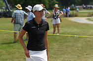 Esther Henseleit (GER) heads for the tee on 2 during round 2 of the 2019 US Women's Open, Charleston Country Club, Charleston, South Carolina,  USA. 5/31/2019.<br /> Picture: Golffile | Ken Murray<br /> <br /> All photo usage must carry mandatory copyright credit (© Golffile | Ken Murray)