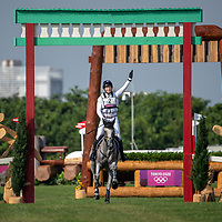 DAY 9 - 01 AUGUST - EVENTING XC