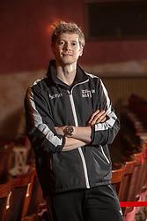 Andrew Peasgood, one off Scottish Ballet's principal dancers at the Festival Theatre, Edinburgh.