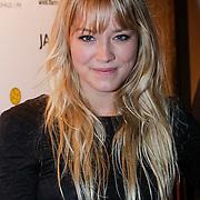 NLD/Amsterdam/20121001- Uitreiking Bachelorette List 2012, Geraldine Kemper