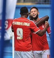 Sheffield Wednesday v Nottingham Forest 300814