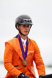 Kersten Lars, NED<br /> European Jumping Championship <br /> Zuidwolde 2019<br /> © Hippo Foto - Dirk Caremans<br /> Kersten Lars, NED