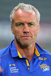 Leeds Rhinos Head Coach Brian McDermott