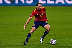 SEVILLE, SPAIN - Tuesday, November 17, 2020: Fabian Ruiz of Spain during the UEFA Nations League match between Spain and Germany at Estadio La Cartuja de Sevilla. (Photo by Pablo Morano/Orange Pictures via Propaganda)