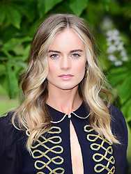 Cressida Bonas attending the Serpentine Gallery Summer Party, at Hyde Park in London.