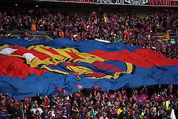 28.05.2011, Wembley Stadium, London, ENG, UEFA CHAMPIONSLEAGUE FINALE 2011, FC Barcelona (ESP) vs Manchester United (ENG), im Bild Barcelona  during  the UEFA  Champions League Final between Barcelona and Manchester United at the Wembley Stadium  in London    on 28/05/2011, EXPA Pictures © 2011, PhotoCredit: EXPA/ IPS/ M. Pozzetti *** ATTENTION *** UK AND FRANCE OUT! 308 835 ..