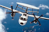 Military Electronic Aircraft